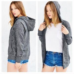 Urban Outfitters BDG Gray Marled Sweatshirt Hoodie